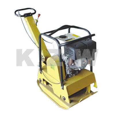 reversible soil compactor