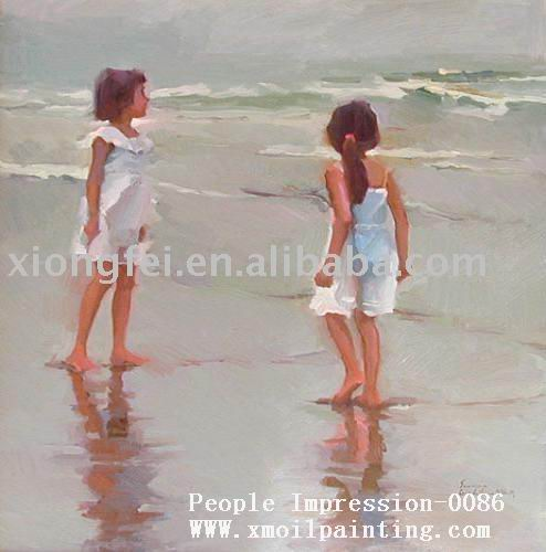 fine art oil painting