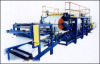 EPS Color Steel And Sandwich Panel Compound Machine