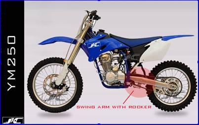YM 250 ( DIRT BIKE )