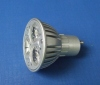 3X1W GU10 High Power LED Spot Light