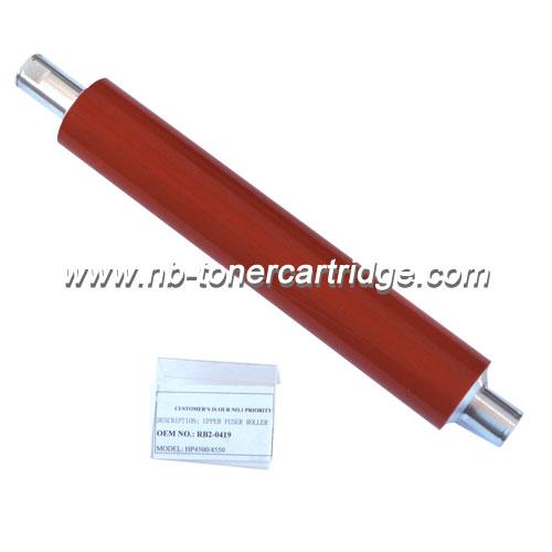 HP4500 UPPER ROLLER