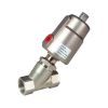 Stainless Steel angle seat valve