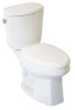 siphonic two-piece toilet