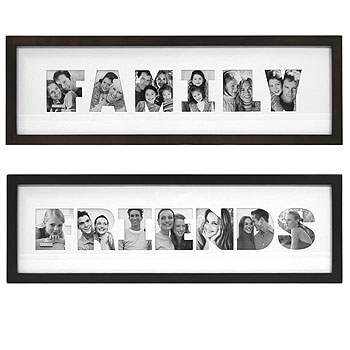 wooden family photo frame from China manufacturer - Only Living Idea ...