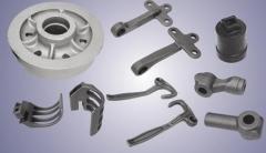 aluminum coated component