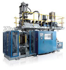 PP extrusion blow molding machine