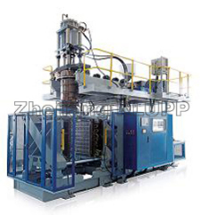 Multilayer extrusion blow molding machines