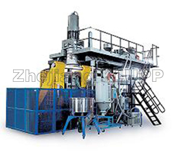 Auto Extrusion Blow Molding Machine