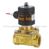WATER DIAPHRAGM 2WAY STAINLESS STEEL BRASS SOLENOID VALVE