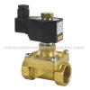 WATER 2 WAY MINI BRASS SOLENOID VALVE