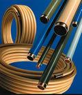 prelagged copper tube