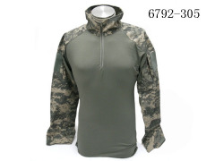 ACU tight-fitting jacketing with elbow