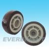 PU Wheel with Platic Core Wheel
