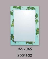 Hand Painting Mirror(JM-7045)