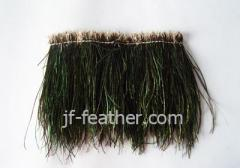 Peacock Feather Herl Trimming