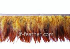 Apparel Feather Trimming