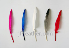 Feather Christmas Ornament
