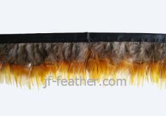 Feather Macrame