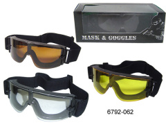 mask goggles