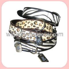 cowskin collar