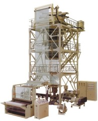 High Speed film blowing machine unit
