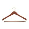 Wooden Jacket Hangers WJH073 (Cherry)