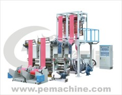 double head film blowing machines