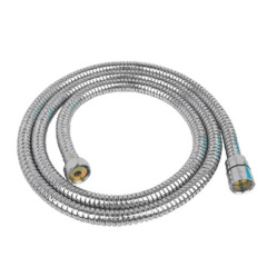 staibless steel extendable shower hose