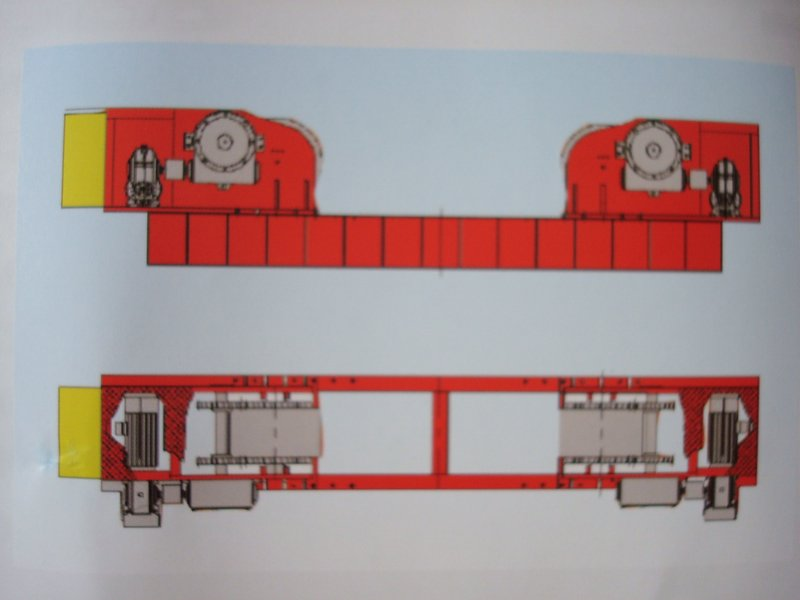Adjustable Welding Rotator(Capacity:5-500T)