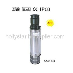 Vertical Multistage Submersible Pumps