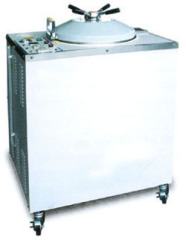 Vertical Steam Autoclave Machine