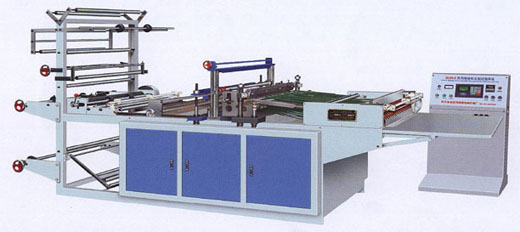 multi pupose bag making machine