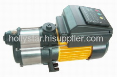 PROGRAMMABLE MULTISTAGE PUMP