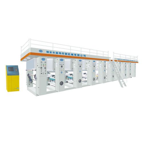 Medium Printing Machine