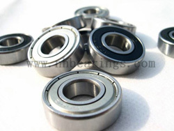 Micro Metric Ball Bearings