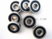 Double Row Sealed Ball Bearings