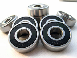 Stainless Sealed Deep Groove Ball Bearings