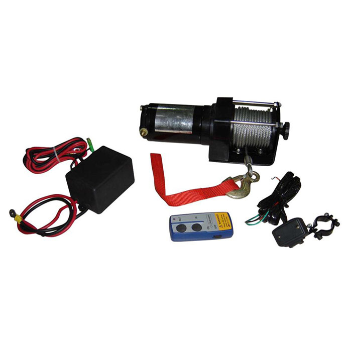 ATV  winch 3000lb with CE
