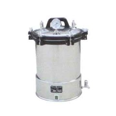18L Medical Vertical Autoclave
