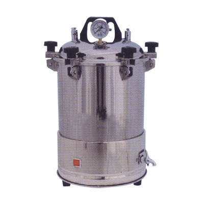 30L Electric-heating Cylinder Autoclave