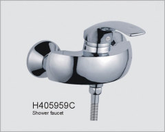 Bath-Shower Faucet