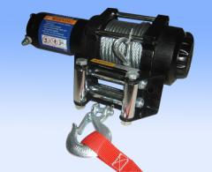atv accessory winch