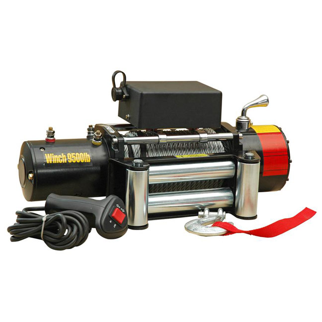 Winch Winches Electric Winch Motor Winch From China
