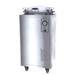 50L Vertical Laboratory Pressure Steam Sterilizer