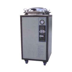 50L Vertical Autoclave With LCD Display