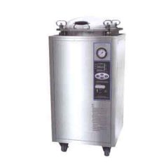 50L LCD Top Loading Pressure Steam Autoclave
