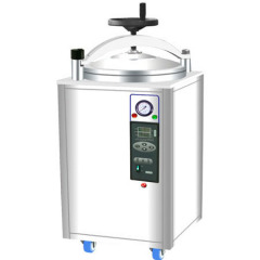 40L/50L/75L Vertical Autoclave With Quick-open Type Door
