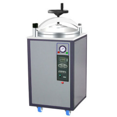 40L / 50L / 75L Vertical Autoclave Com o Quick Open Door