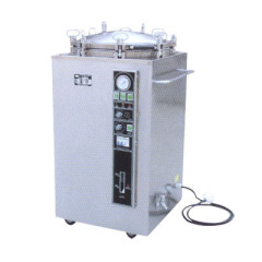 Cylindrical Pressure Steam Sterilizer